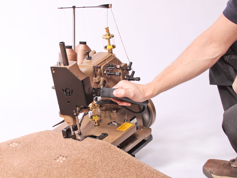812-PBL Portable Carpet Whipping Machine